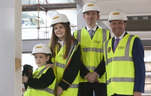 Topping Out Gallery Image